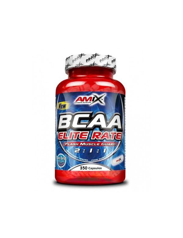 BCAA ELITE RATE  2:1:1 350 CAPS