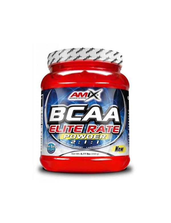 BCAA ELITE RATE  2:1:1 350 GR