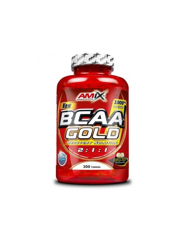BCAA GOLD 2:1:1 300 TABL