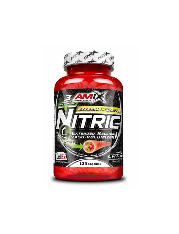 NITRIC 125 CAPS