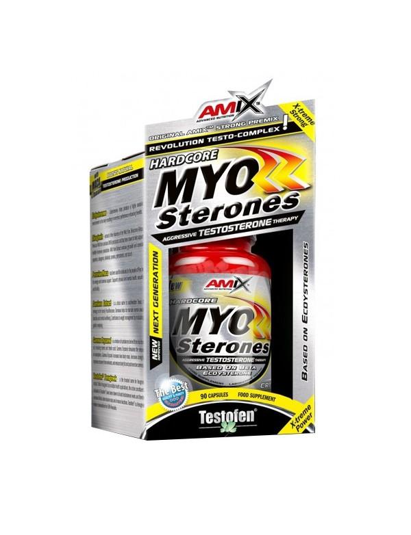 MYOSTERONES 90 CAPS