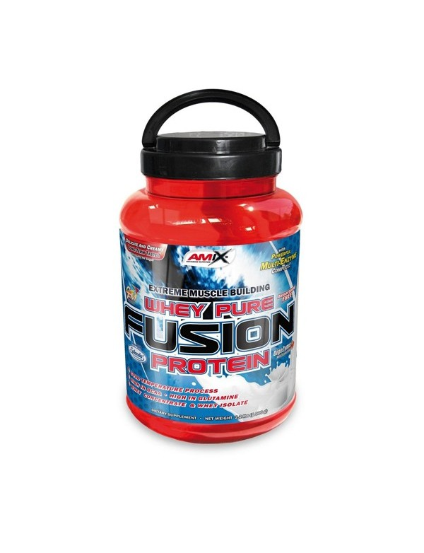 PROTEINA WHEY PURE FUSION 1 KG
