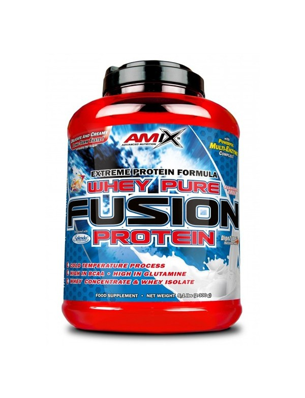 PROTEINA WHEY PURE FUSION 2.3 KG