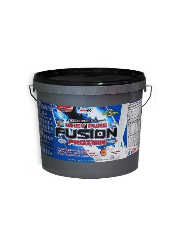 PROTEINA WHEY PURE FUSION 4 KG