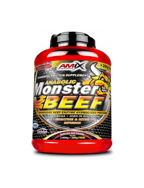 PROTEINA MONSTER BEEF 2,2 KG