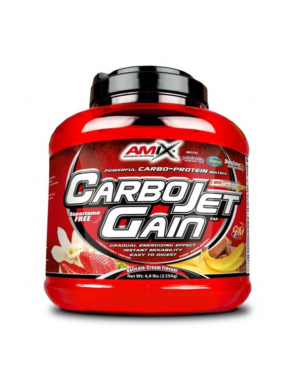 CARBOHIDRATOS - CARBOJET GAIN 2,25 KG